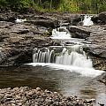 Sucker River Falls 2 A by John Brueske