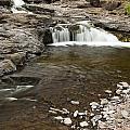Sucker River Falls 2 E by John Brueske