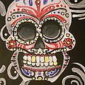Sugar Skull by Lisa Leeman