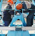 Sukhoi Superjet 100 Assembly by Ria Novosti