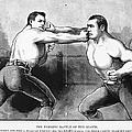 Sullivan Vs. Kilrain, 1889 by Granger