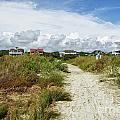 Sullivans Beach Entrance One by Steve Nelson