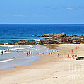 Summer At Port Macquarie by Kaye Menner