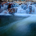 Summer Cascade by Chad Dutson