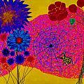 Summer Celebration 3 by Norman Shipley