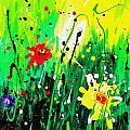 Summer Garden by Kume Bryant
