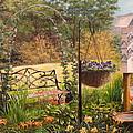 Summer Garden by Sue Taylor