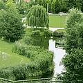 Summer Park In Belgium by Carol Groenen