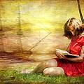 Summer Reading by Svetlana Sewell
