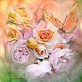 Summer Roses by Carol Cavalaris
