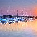 Summer Sails Reflections by Randall Branham