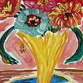 Summer Season 2012 Blooms by Mary Carol Williams
