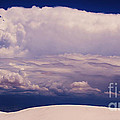 Summer Storms Over The Mountains 2 by Roena King