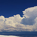 Summer Storms Over The Mountains 4 by Roena King