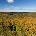 Summit Peak Autumn 11 by John Brueske