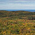 Summit Peak Autumn 13 by John Brueske