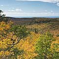 Summit Peak Autumn 16 by John Brueske