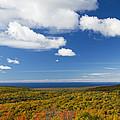Summit Peak Autumn 8 by John Brueske