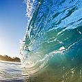 Sun And Wave by MakenaStockMedia - Printscapes