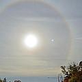 Sun Halo by Eva Kaufman