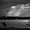 Sun Over Brasilia by Leonardo Fontes de Sales