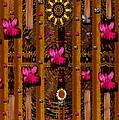 Sun Rose Garden by Pepita Selles
