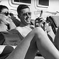 Sunbathers by Bert Hardy