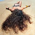 Sunbathing Woman by MotHaiBaPhoto Prints