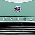 Sunbeam Rootes Group Vintage Car by Jill Reger