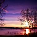 Sunday Lake by Sherry Davis