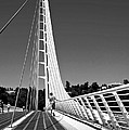 Sundial Bridge Two by Andre Salvador