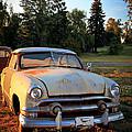 Sundown Chevy by Athena Mckinzie