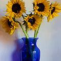 Sunflower Still Life by Heidi Smith