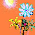 Sunflowered 3 by Enriquemontana Garcia