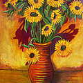 Sunflowers by Mark Malone