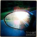 Sunlight In The Rear Mirror by Matthias Hauser