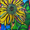 Sunny Sunflower by Molly Williams
