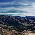 Sunol-flag Hill by Karen  W Meyer