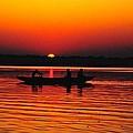 Sunrise At Indian Sea  by Sumit Mehndiratta