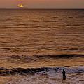 Sunrise At Jacksonville by Joe Bonita
