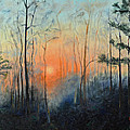 Sunrise At Pike Road by Patricia Caldwell