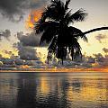 Sunrise At Sea 3 by Sumit Mehndiratta
