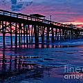 Sunrise At The Pier 2 by Scott Moore