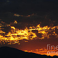 Sunrise Burning by Jon Rossiter