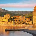 Sunrise In Collioure by Brian Jannsen