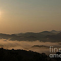 Sunrise In The Mountains by Ursula Lawrence