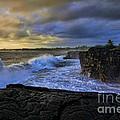 Sunrise Near Hilo Hawaii by Gary Beeler