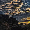 Sunrise Over Little Round Top by Dave Sandt