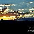 Sunrise Over Sedona Az by Scott Allison