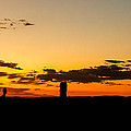 Sunset Arches by Robert Bales